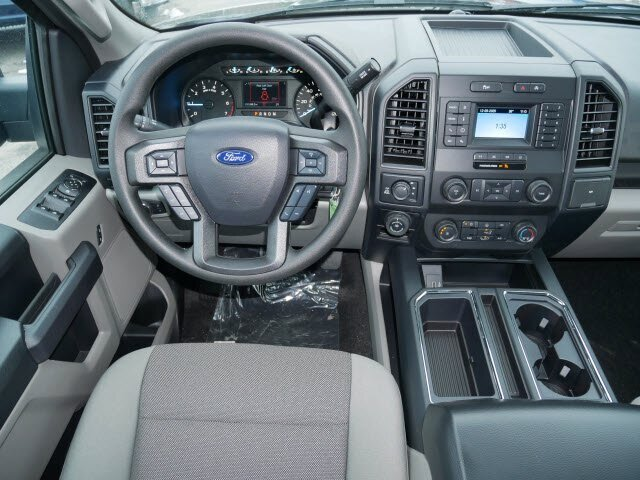 2020 Gray Ford F-150 XL Automatic Truck 2.7L V6 Engine 4X4