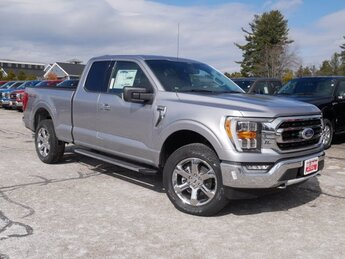 2021 Ford F-150 XLT Truck 4 Door Regular Unleaded 2.7 L EcoBoost Engine Automatic