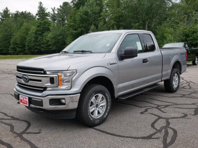2020 Iconic Silver Metallic Ford F-150 XLT Truck 4 Door 5.0L V8 Engine Automatic 4X4