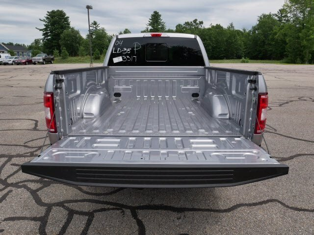 2020 Iconic Silver Metallic Ford F-150 XLT 5.0L V8 Engine 4X4 4 Door