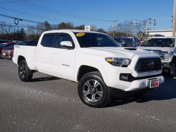 2018 Toyota Tacoma TRD Sport 4X4 Regular Unleaded V-6 3.5 L/211 Engine Automatic 4 Door
