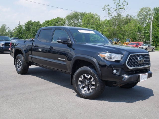 2018 Toyota Tacoma TRD Off Road Truck Automatic 4 Door