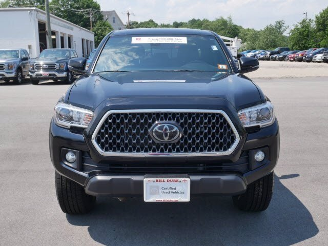 2018 Toyota Tacoma TRD Off Road 3.5L V6 Engine 4 Door 4X4