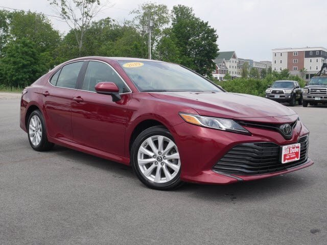 2019 Toyota Camry LE 2.5L 4 cyls Engine Sedan Automatic