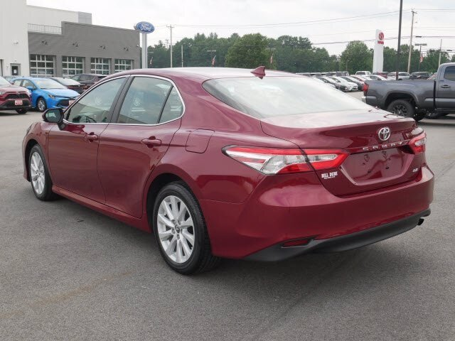2019 Toyota Camry LE 2.5L 4 cyls Engine Sedan 4 Door Automatic