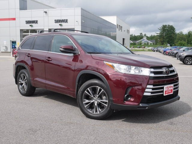 2018 Toyota Highlander LE Automatic AWD 4 Door 3.5L V6 Engine