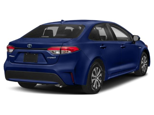 2020 Blueprint Toyota Corolla Hybrid LE Sedan FWD 4 Door 1.8L 4 cyls Hybrid Engine