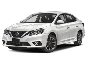 2019 Nissan Sentra SR Automatic (CVT) Sedan 1.8L 4-Cylinder DOHC 16V Engine 4 Door