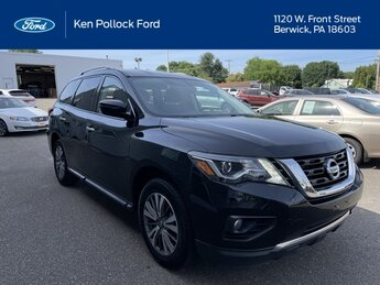 2018 Nissan Pathfinder SV SUV Automatic (CVT) 4 Door V6 Engine
