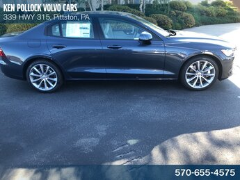 2021 Volvo S60 T6 Momentum 4 Door I4 Engine AWD Automatic