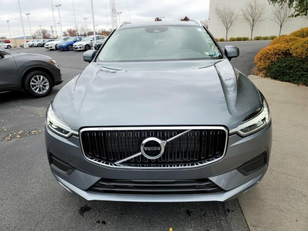 2021 Volvo XC60 T6 Momentum I4 Supercharged Engine 4 Door SUV