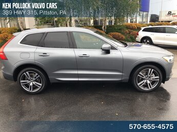 2020 Grey Volvo XC60 T6 Momentum 4 Door Automatic AWD