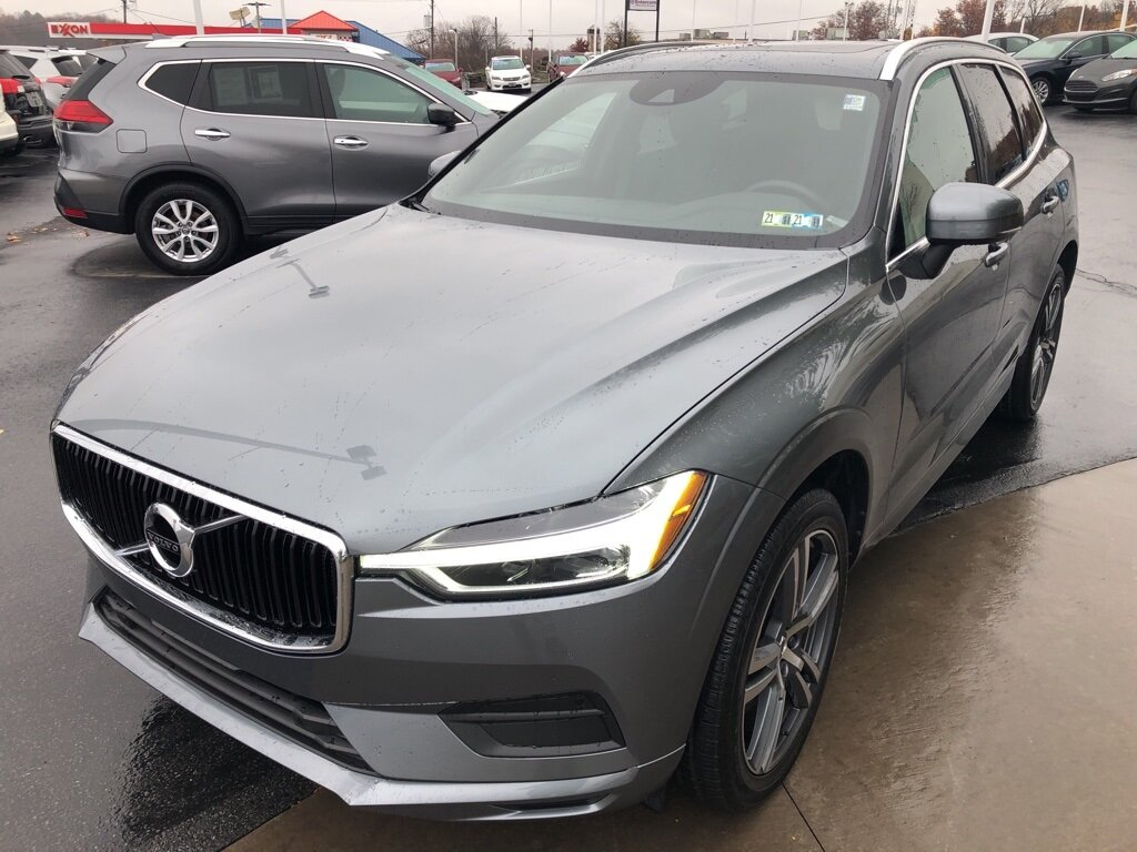 2020 Volvo XC60 T6 Momentum AWD SUV Automatic
