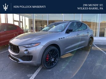 2021 Maserati Levante Base SUV 3.0L V6 Engine Automatic 4 Door AWD