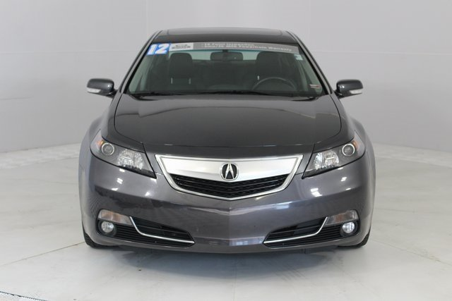 2012 Gray Acura TL Auto Sedan Automatic 3.7L V6 SOHC VTEC 24V Engine AWD