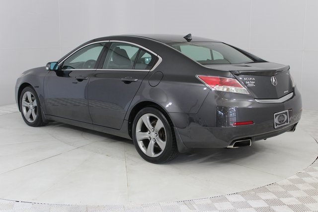 2012 Gray Acura TL Auto Sedan 3.7L V6 SOHC VTEC 24V Engine AWD Automatic