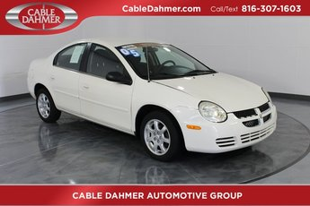 2005 Dodge Neon SXT FWD 4 Door Sedan Automatic