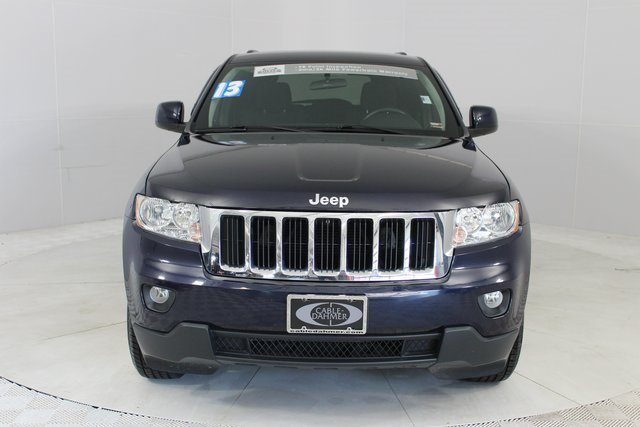 2013 Jeep Grand Cherokee Laredo Automatic 4X4 SUV 4 Door 3.6L V6 Flex Fuel 24V VVT Engine