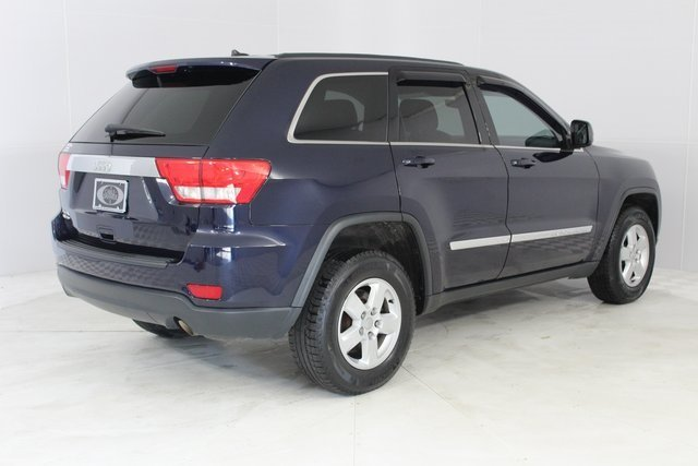 2013 True Blue Pearl Jeep Grand Cherokee Laredo Automatic 4 Door 3.6L V6 Flex Fuel 24V VVT Engine