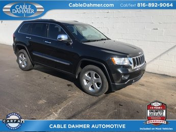 2012 Jeep Grand Cherokee Limited 5.7L V8 Multi Displacement VVT Engine Automatic 4X4 SUV