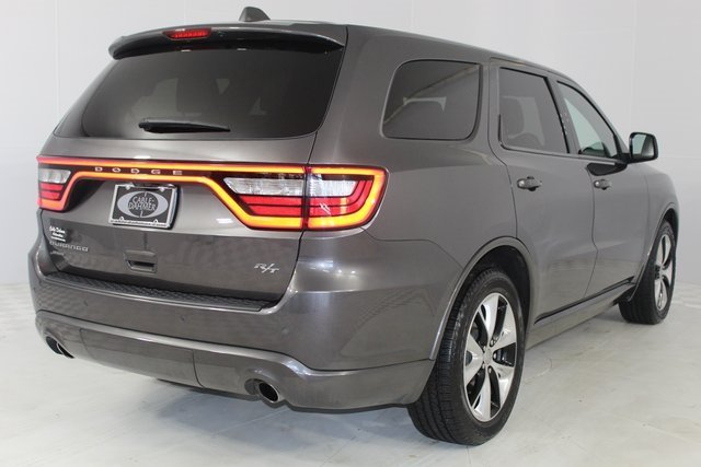 2014 Granite Crystal Metallic Clearcoat Dodge Durango R/T SUV Automatic AWD