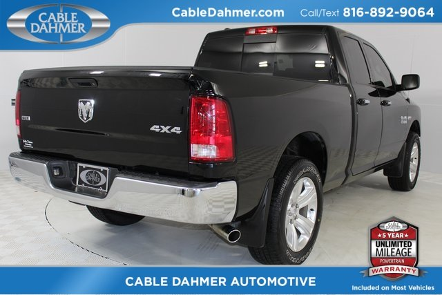 2014 Ram 1500 SLT 4X4 4 Door HEMI 5.7L V8 Multi Displacement VVT Engine
