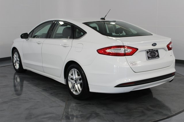 2016 Ford Fusion SE FWD Automatic 4 Door 2.5L iVCT Engine