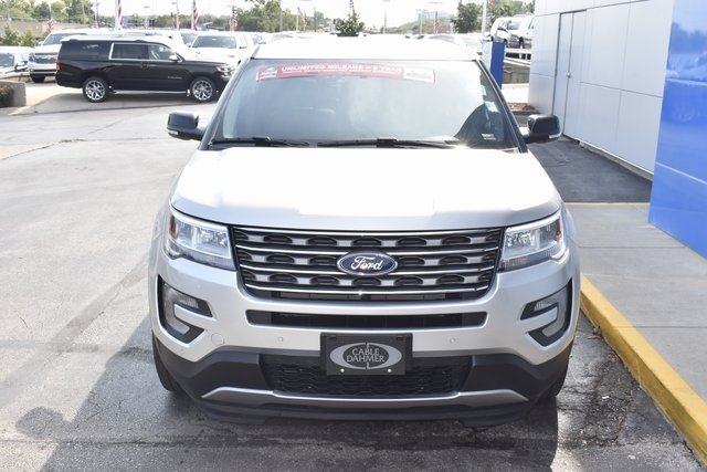 2017 Ford Explorer XLT SUV 4 Door Automatic