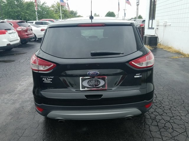 2015 Tuxedo Black Ford Escape SE SUV Automatic 4 Door