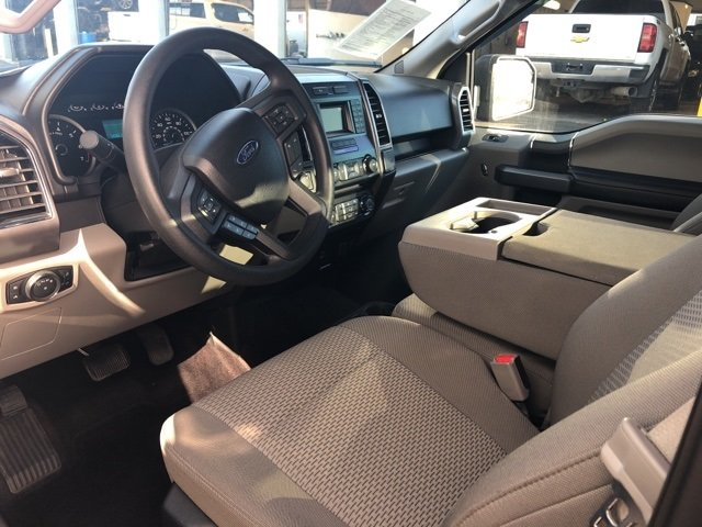 2017 Ford F-150 XLT 4 Door 5.0L V8 FFV Engine Automatic 4X4