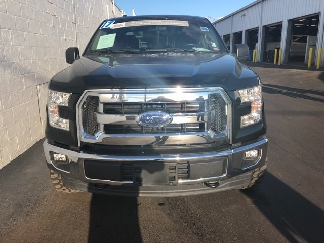 2017 Shadow Black Ford F-150 XLT 4 Door Automatic Truck