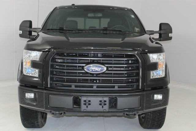 2016 Ford F-150 XLT 4 Door Truck Automatic 5.0L V8 FFV Engine 4X4