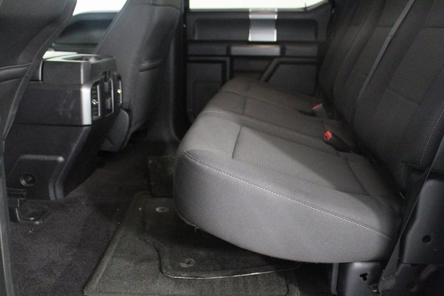 2016 Shadow Black Ford F-150 XLT 4X4 4 Door Automatic