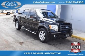 2009 Ford F-150 FX4 Truck 4 Door 5.4L V8 EFI 24V FFV Engine Automatic