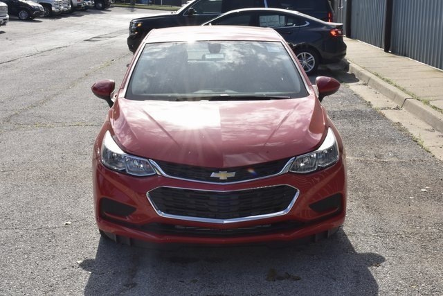 2018 Red Hot Chevy Cruze LS Automatic Sedan FWD