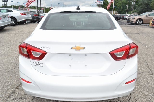 2018 Chevy Cruze LS Automatic 1.4L 4-Cylinder Turbo DOHC CVVT Engine Sedan 4 Door