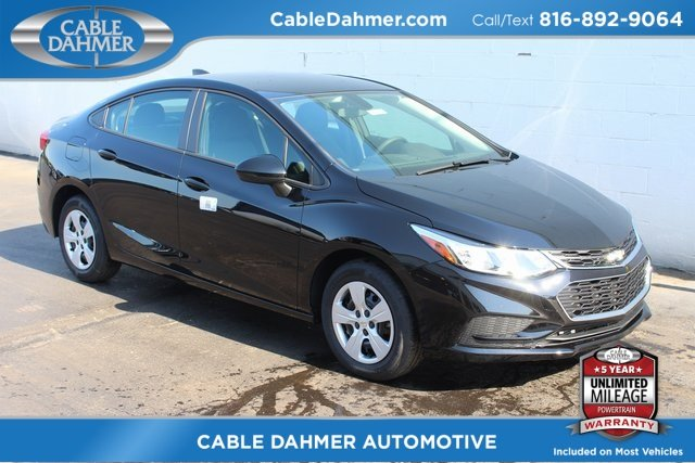 2018 Chevrolet Cruze LS FWD Automatic 1.4L 4-Cylinder Turbo DOHC CVVT Engine 4 Door