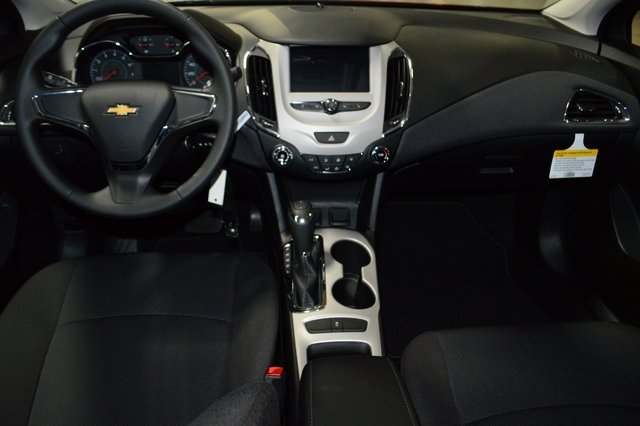 2018 Chevy Cruze LS Automatic 1.4L 4-Cylinder Turbo DOHC CVVT Engine 4 Door FWD