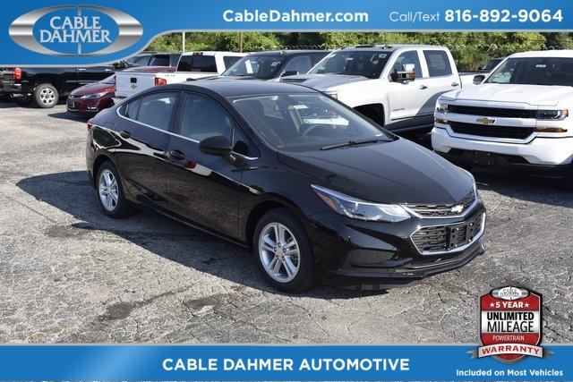 2018 Chevy Cruze LS FWD Automatic 1.4L 4-Cylinder Turbo DOHC CVVT Engine