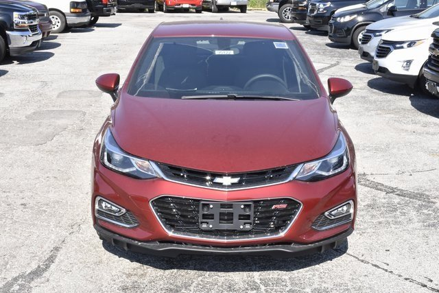 2018 Chevy Cruze LT 1.4L 4-Cylinder Turbo DOHC CVVT Engine Automatic Sedan