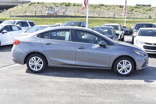 2018 Chevy Cruze LT 4 Door FWD Automatic 1.4L 4-Cylinder Turbo DOHC CVVT Engine