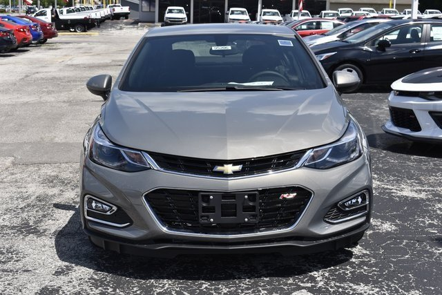 2018 Chevrolet Cruze LT 4 Door Sedan 1.4L 4-Cylinder Turbo DOHC CVVT Engine FWD Automatic