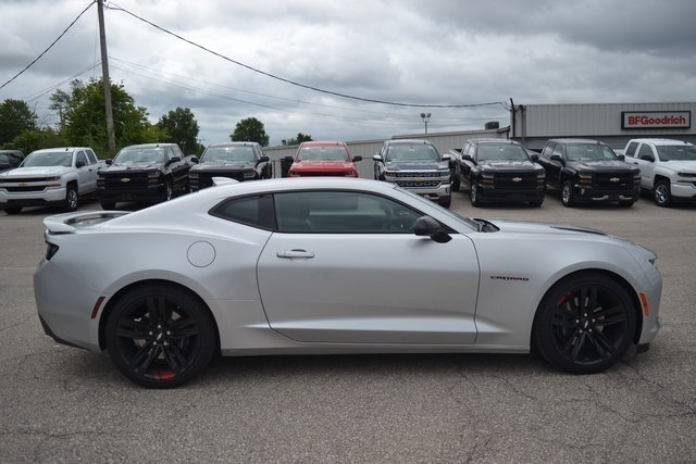 2018 Chevy Camaro SS 2 Door 6.2L V8 Engine Automatic Coupe RWD
