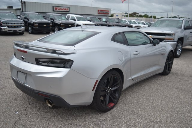 2018 Chevy Camaro SS Coupe 2 Door 6.2L V8 Engine RWD