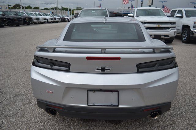 2018 Chevy Camaro SS 6.2L V8 Engine RWD Coupe Automatic