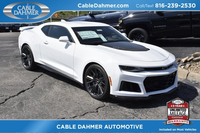 2018 Chevrolet Camaro ZL1 6.2L V8 Supercharged Engine 2 Door Automatic RWD Coupe