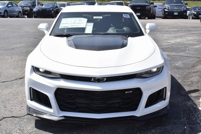 2018 Chevrolet Camaro ZL1 Coupe Automatic RWD 6.2L V8 Supercharged Engine