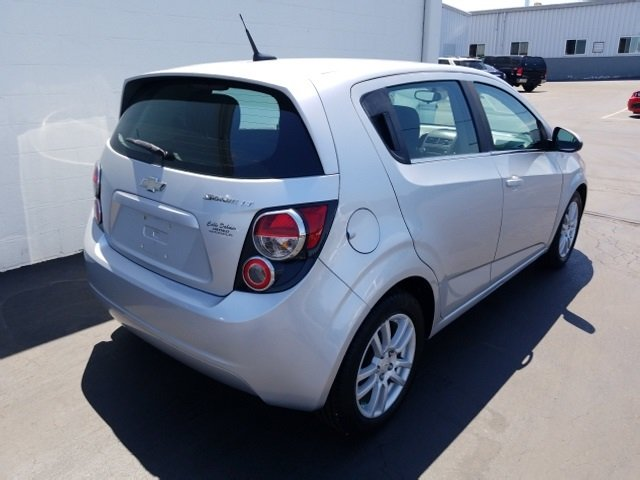 2012 Chevrolet Sonic LT 4 Door Automatic Hatchback FWD