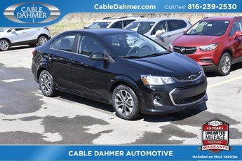 2018 Chevy Sonic LT Automatic FWD Sedan