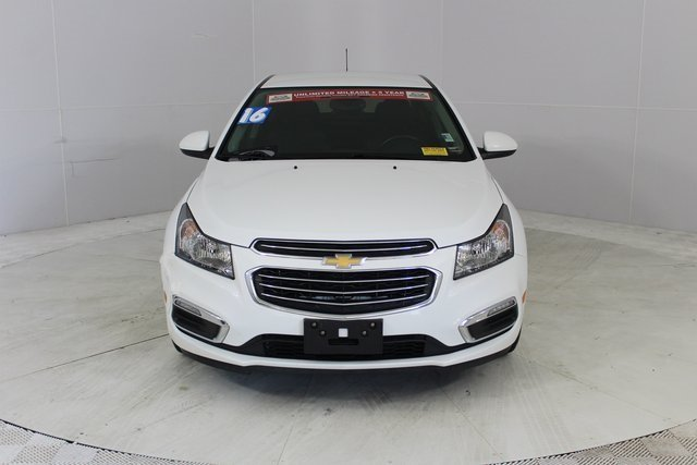 2016 Chevrolet Cruze Limited LTZ ECOTEC 1.4L I4 SMPI DOHC Turbocharged VVT Engine FWD Automatic 4 Door Sedan